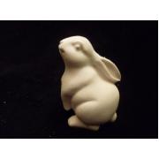 """Keramický odlitek """"panáčkující králík"""""""