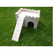 Hrad pro drobečka (morče/křečka/ježka...)