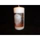 Svíčka s vlastním mazlíčkem