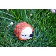 Háčkovaný ježek JEHLIČKA