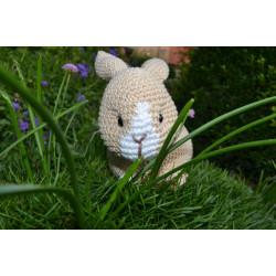 Háčkovaný králíček FILÍPEK