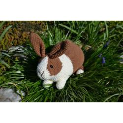 Háčkovaný králíček BERTÍK