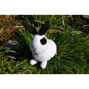 Háčkovaný králíček PUNTÍK