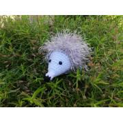 Háčkovaný ježek JEŽURKA