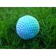 Háčkovaný pískací/štěrkací míček