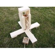 Věž XL pro větší mazlíčky